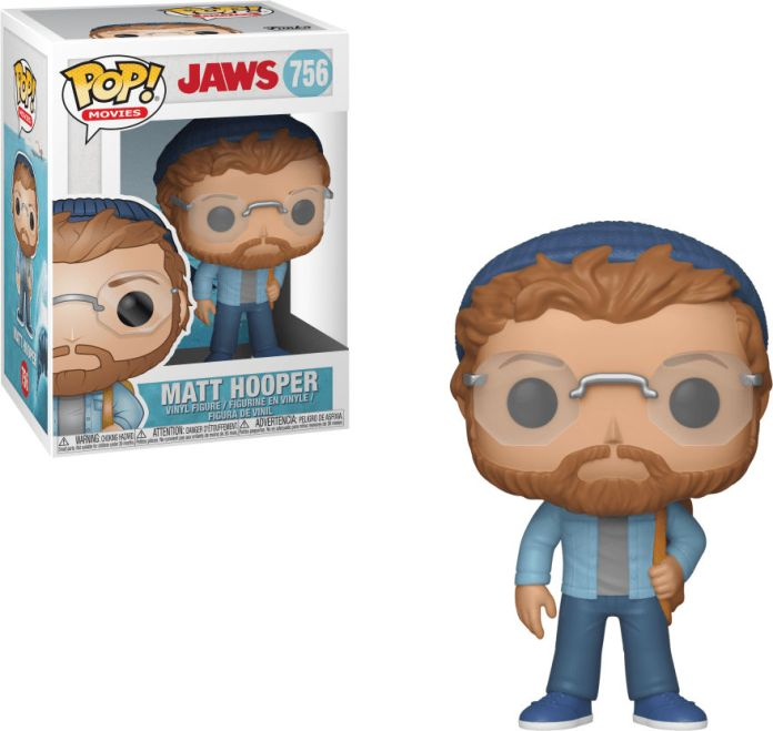 Funko Pop! Movies #756 Jaws Matt Hooper