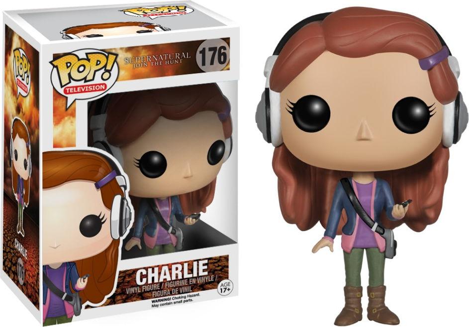 Funko Pop! Television #176 Supernatural Charlie