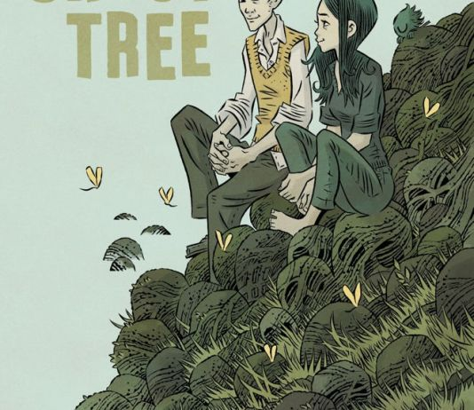 IDW Publishing's Ghost Tree issue #3 cover