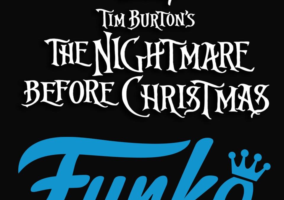 Every The Nightmare Before Christmas Funko Pop!