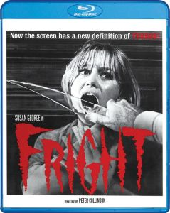 Scream Factory Fright (1972) Blu-ray Cover