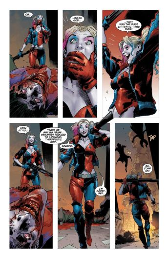 DC Comics' Dceased issue #3 page preview 5.