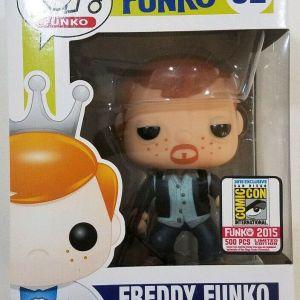 Funko Pop! #32 Freddy Funko [as Daryl Dixon]