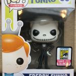 Funko Pop! #36 Freddy Funko [as Jack Skellington]