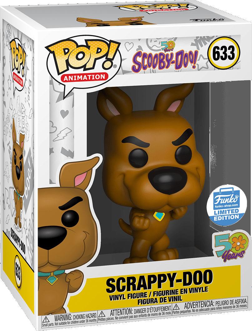 Funko Pop! Animation #633 Scooby-Doo Scrappy-Doo