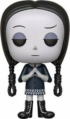 Funko Pop! Animation The Addams Family Wednesday Addams