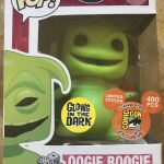 Funko Pop! Disney #39 Nightmare Before Christmas Oogie Boogie [Glow-in-the-Dark]