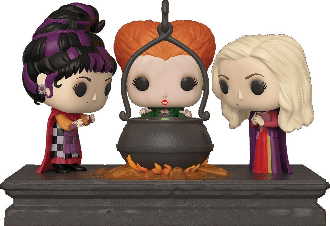 Funko Pop! Disney #560 Hocus Pocus The Sanderson Sisters Movie Moments