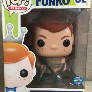 Funko Pop! SE Freddy Funko [Daryl Dixon]