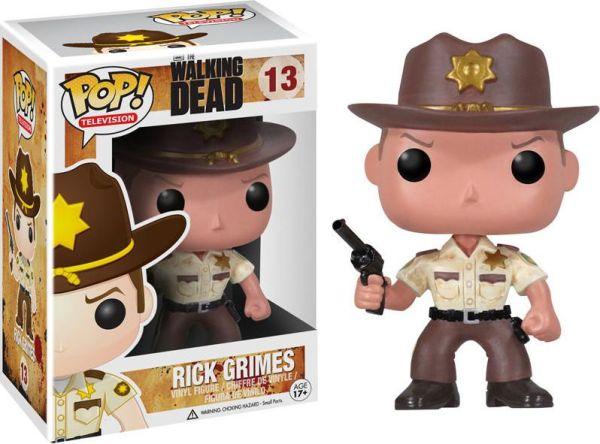 Funko Pop! Television #13 The Walking Dead Rick Grimes