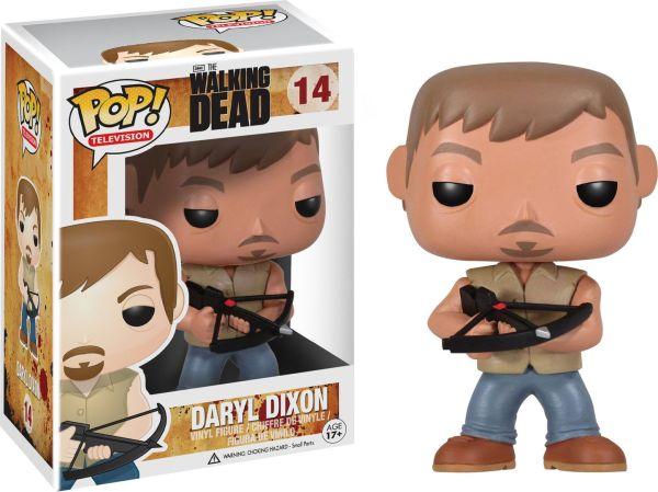 Funko Pop! Television #14 The Walking Dead Daryl Dixon