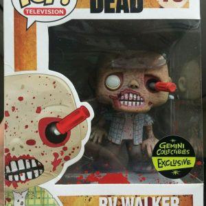 Funko Pop! Television #15 The Walking Dead RV Walker [Bloody]