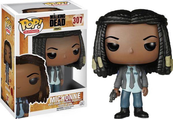 Funko Pop! Television #307 The Walking Dead Michonne
