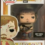 Funko Pop! Television #72 The Walking Dead Daryl Dixon [Poncho, Bloody]