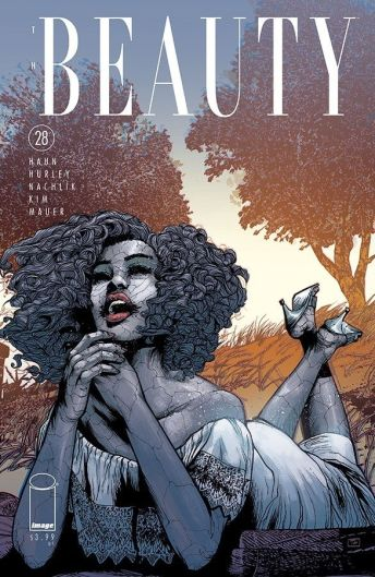 Image Comics' The Beauty Issue #28 Cover B by Thomas Nachlik & Nick Filardi