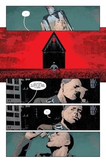 Image Comics' Gideon Falls issue #15 preview page 5.