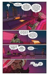 Image Comics & Skybound Entertainment's Outer Darkness issue #8 preview page 4.