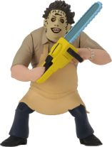 NECA Toys' Toony Terrors series 2 action figure Leatherface (front).