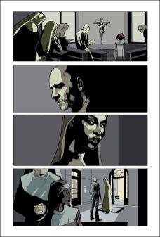 Amigo Comics' Roman Ritual Vol 2 Issue #2 Preview Page 2