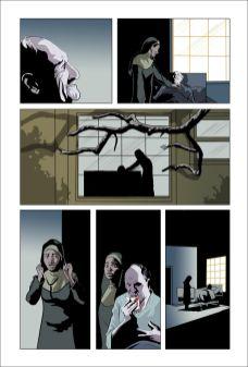Amigo Comics' Roman Ritual Vol 2 Issue #2 Preview Page 3