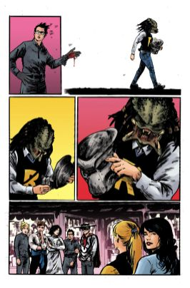 Archie Comics' Archie Vs Predator Issue #2 Page 8