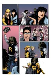 Archie Comics' Archie Vs Predator Issue #2 Page 9