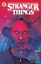 Dark Horse Comics' Stranger Things: SIX Issue #4 Cover B by Christian Ward