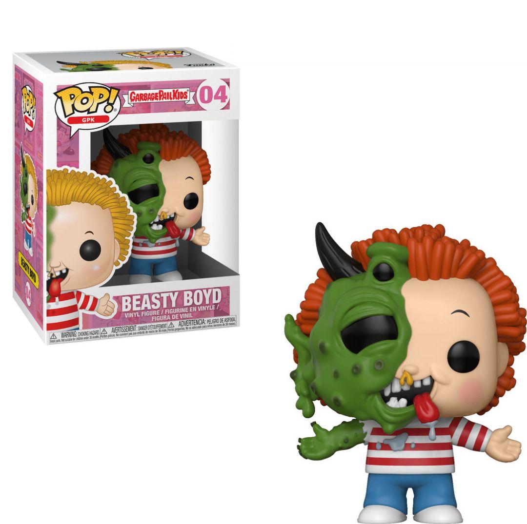 Funko Pop! GPK #04 Garbage Pail Kids Beasty Boyd