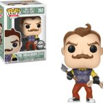 Funko Pop! Games #262 Hello Neighbor The Neighbor With Axe And Rope