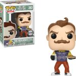 Funko Pop! Games #263 Hello Neighbor The Neighbor With Milk And Cookies