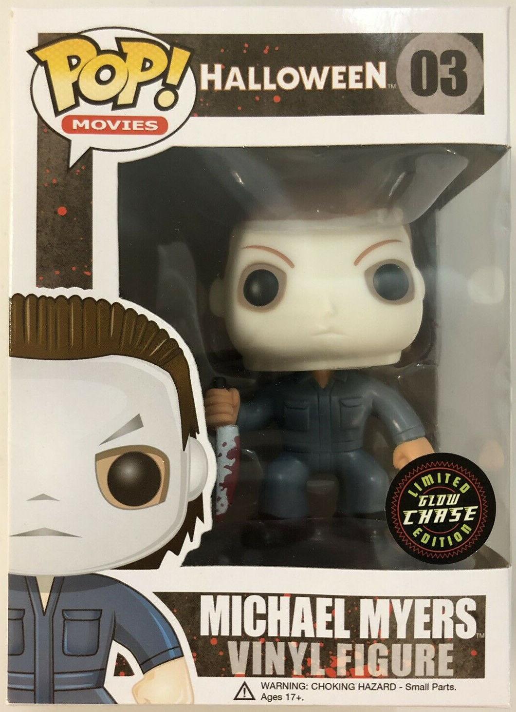 Funko Pop! Movies #03 Halloween Michael Myers [Glow-in-the-Dark]