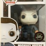 Funko Pop! Movies #03 Halloween Michael Myers [Glow-in-the-Dark]