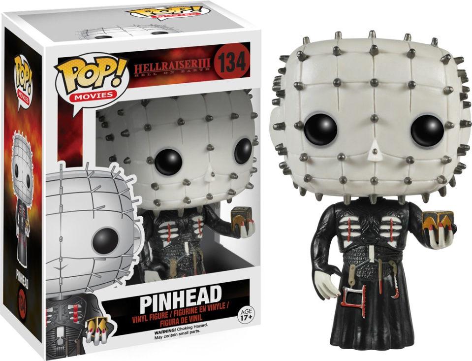 Funko Pop! Movies #134 Hellraiser III: Hell on Earth Pinhead