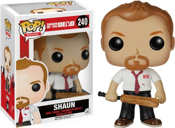 Funko Pop! Movies #240 Shaun of the Dead Shaun