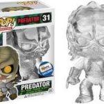 Funko Pop! Movies #31 Predator Predator [Clear]