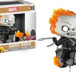 Funko Pop! Rides #33 Marvel Ghost Rider