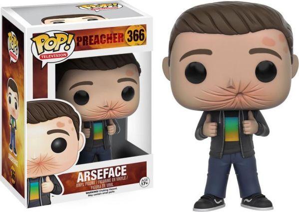 Funko Pop! Television #366 Preacher Arseface
