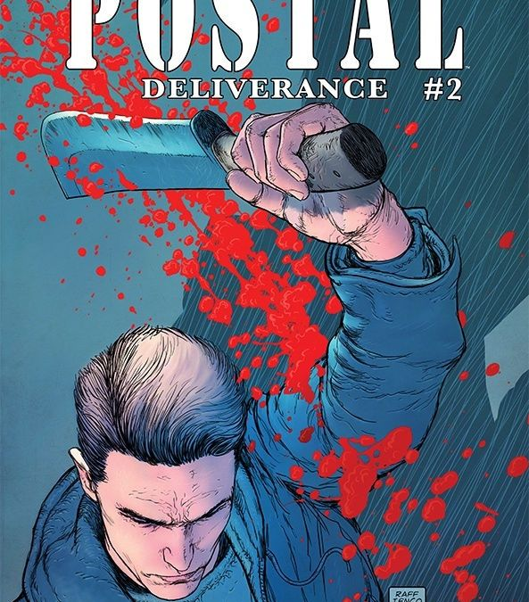 Image Comics & Top Cow Productions' Postal Deliverance Issue #2 Cover by