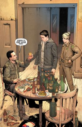 Image Comics & Top Cow Productions' Postal Deliverance Issue #2 Preview Page 4