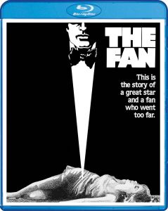 Shout! Factory's Scream Factory The Fan (1981) Blu-ray Cover
