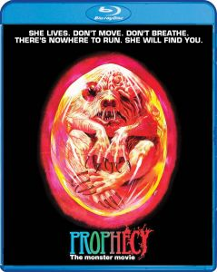 Shout! Factory's Scream Factory The Prophecy (1979) Blu-ray Cover