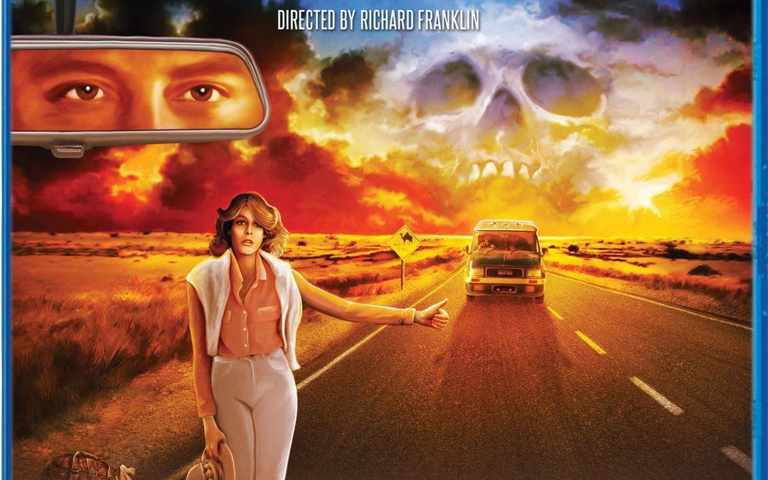 Road Games (1981) Collector's Edition Blu-ray