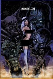 Broadsword Comics Tarot Witch of the Black Rose #118 Cover B (Risque)