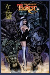 Broadsword Comics Tarot Witch of the Black Rose #118 Cover B