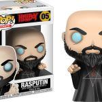 Funko Pop! Comics #05 Hellboy Rasputin