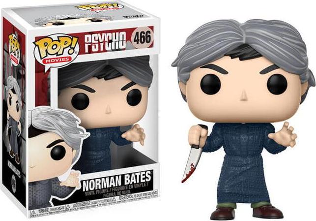 Funko Pop! Movies #466 Psycho Norman Bates