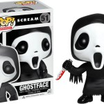 Funko Pop! Movies #51 Scream Ghostface
