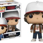 Funko Pop! Television #424 Stranger Things Dustin [Brown Jacket]