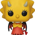 Funko Pop! Television #821 The Simpsons: Treehouse of Horror Demon Lisa