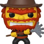 Funko Pop! Television The Simpsons: Treehouse of Horror Evil Groundskeeper Willie